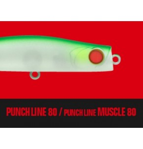 Lure Apia Punch Line Muscle 80mm 16g