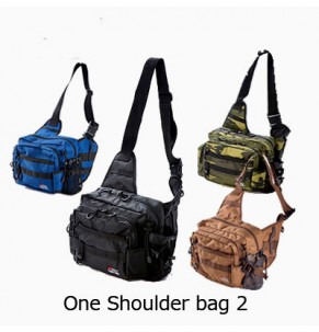 Accessories AbuGarcia One Shoulder Bag WP