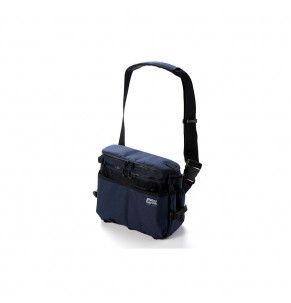 Accessories AbuGarcia Run n Gun Messenger Bag Navy