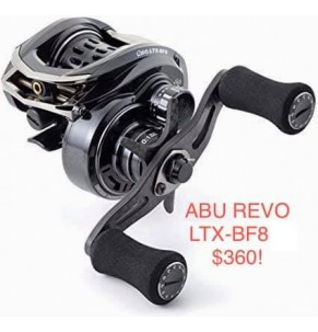 ABU REEL Reel Abu Garcia Revo LTX-BF8 (Right)