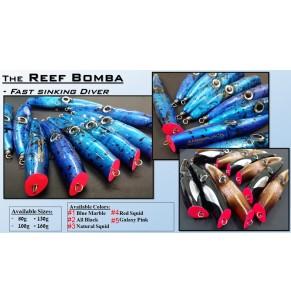 Lure Amberjack Reef Bomba 130g FS