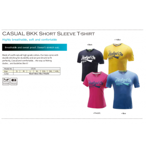 Apparel BKK Round Tshirt Short 1516