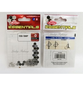 Accessories Berkley Essential Egg Snap