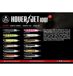 Lure Bone Hoverjet 100mm
