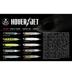 Lure Bone Hoverjet 130mm
