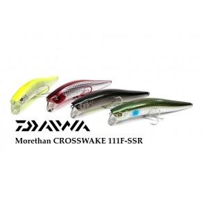 Lure Daiwa Morethan CROSSWAKE 111F-SSR 18g