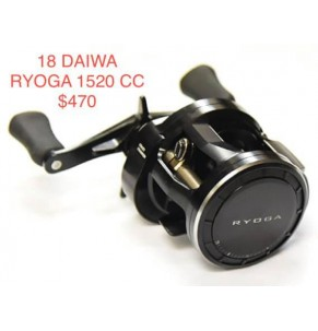 DAIWA Ryoga 1520 (All Size)
