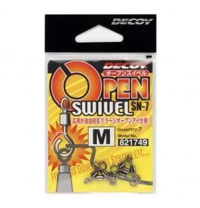 Accessories Decoy Open Swivel SN-7