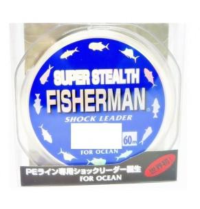 Line Fisherman Super Stealth Shock Leader