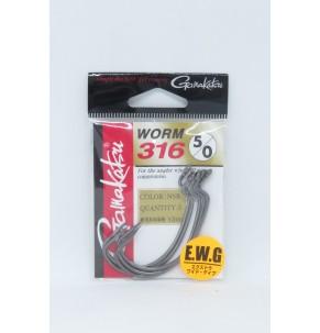 Hook Gamakatsu WORM316 66009