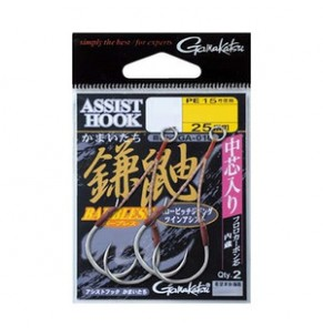 Hook Gamakatsu Assist Hook Short-0 GA010