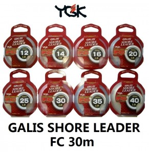 Line YGK Galis Shore Leader FC 30m