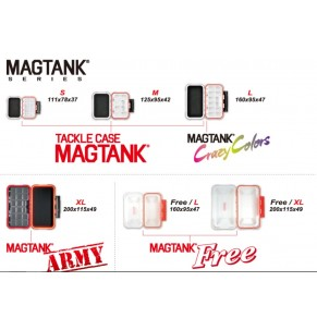 Storage Magbite Magtank Army MBT03 XL