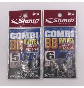 Accessories Shout Combi BB 413CB Swivel