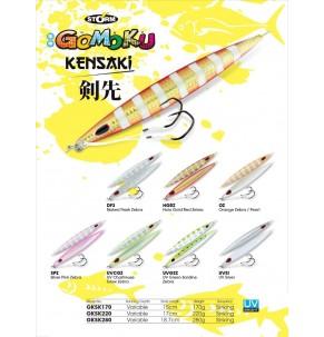 Lure Storm Gomoku Kensaki 170g