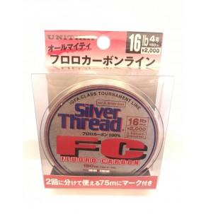 Line Unitika Silver Thread FC 150m