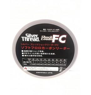 Line Unitika Silver Thread Sleader FC 100m