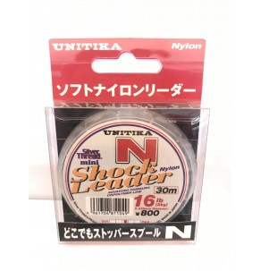Line Unitika SThread Nylon Mini SLeader 30m