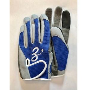 Apparel Zenaq 3D Glove Blue