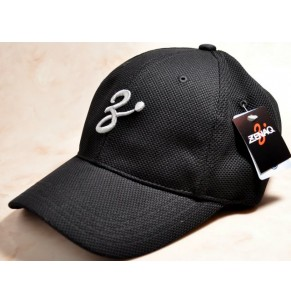 Apparel Zenaq Cool Max Cap Black