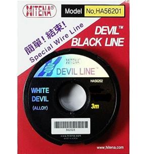 Line Hitena Devil Line Black 3m