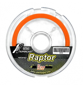 Line Hitena Raptor SuperCast Orange 200m