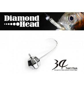 Hook 34 THIRTY FOUR - Diamond Head