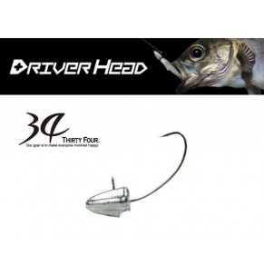 Hook 34 THIRTY FOUR - Driver Head
